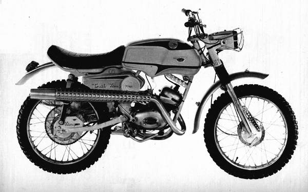 1968 - Testi Trail King