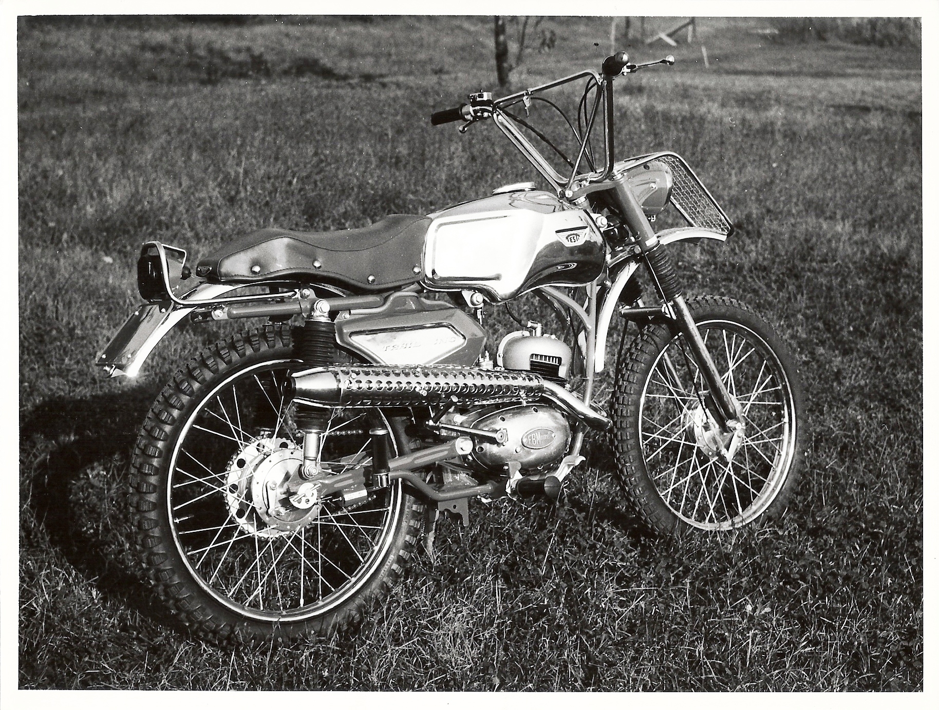 1965 - Testi Trail King - depliant