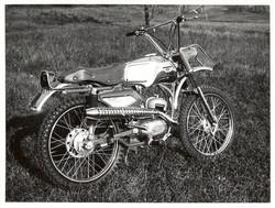 1965 - Testi Trail King - depliant