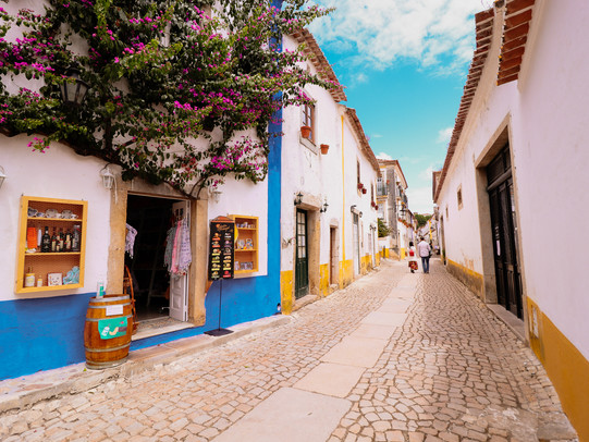 Óbidos_Street