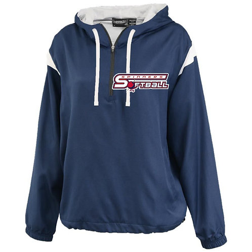 Spinners Softball Cinch-it anorak Jacket Womans