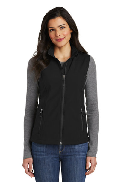GLTS GEAR Ladies Core Soft Shell Vest