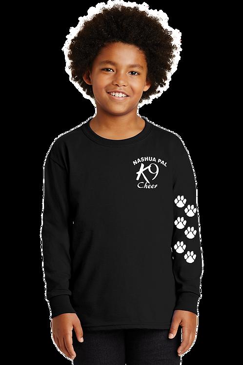 K9 Cheer Long Sleeve T