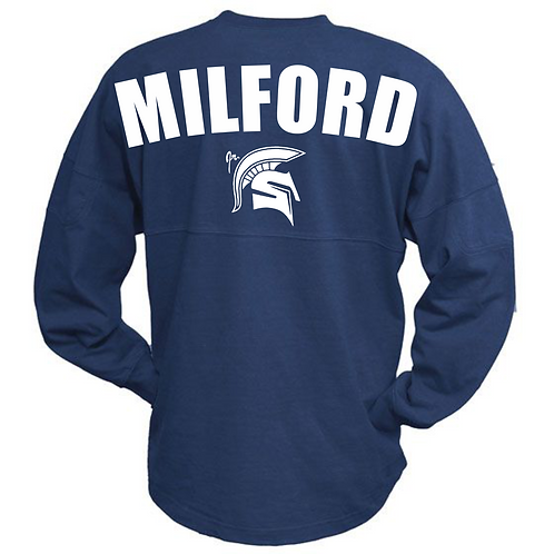 Milford Jr. Spartans Billboard Crew