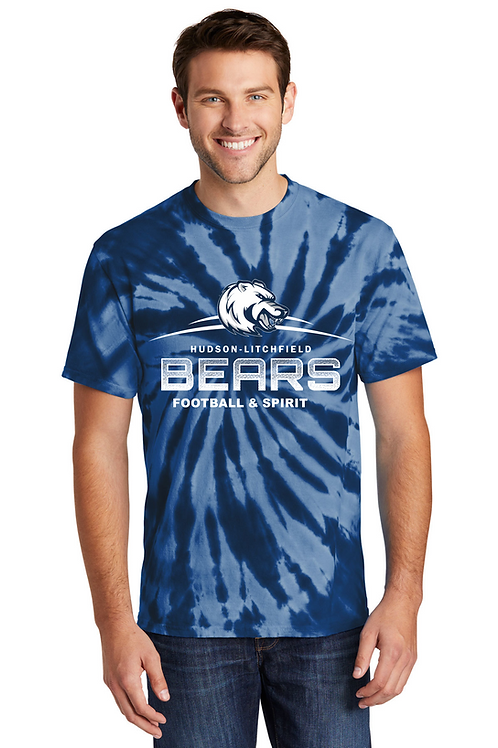 Hudson Litchfield Bears Tie Dye