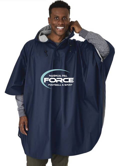 PAL Force Pacific Poncho