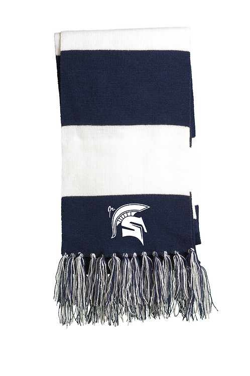 Milford Jr. Spartans Scarf