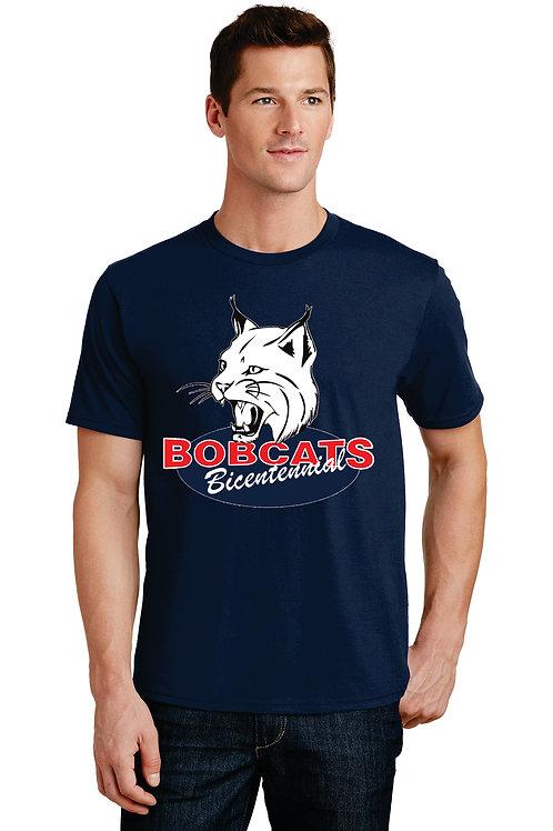 Bicentennial Short Sleeve Cotton T-Shirt