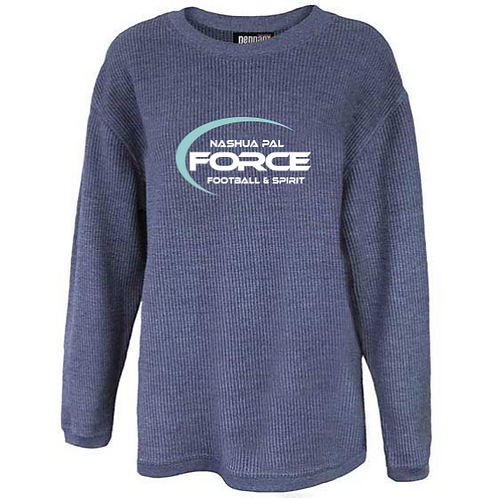 PAL Force Washed Cord Crew