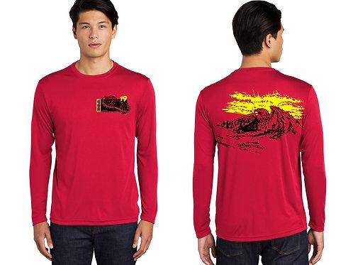 BSA Troop 19 Dry Fit Long Sleeve Shirt