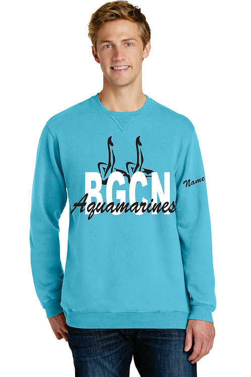 BGCN Aquamarines Crew Neck