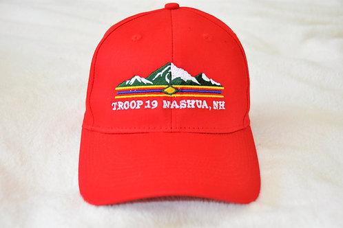 BSA Troop 19 Flex Fit Hat
