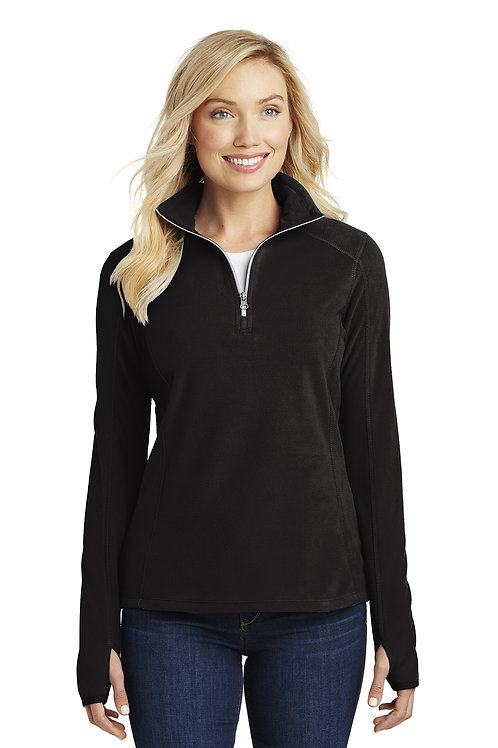 GLTS GEAR Womans 1/2 Zip Fleece