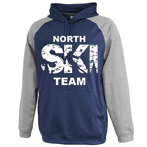 Nashua North Ski Team Interceptor Hoodie