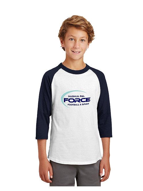 PAL Force Youth Raglan Jersey