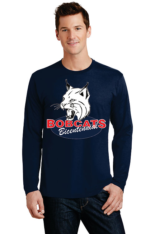Bicentennial Long Sleeve Cotton T-Shirt