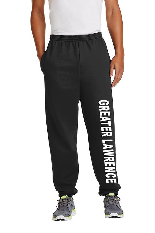 GLTS Elastic Bottom Sweatpants