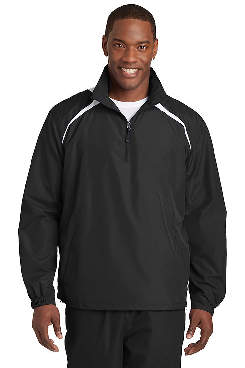 GLTS Gear 1/2 Zip Windbreaker