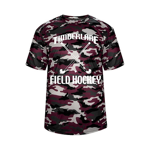 Timberlane  Camo Wicking Tee