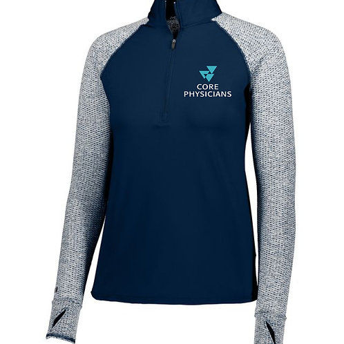 Core Physicians Ladies Axis 1/2 Zip Pullover
