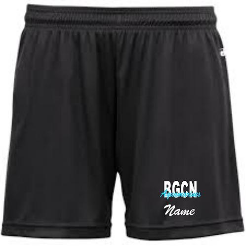 BGCN Aquamarines Shorts