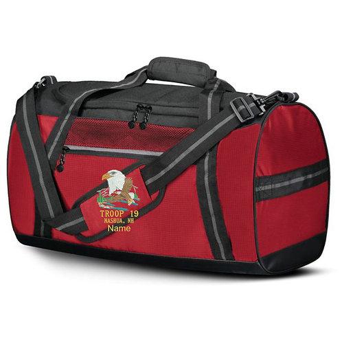 BSA Troop 19 Duffle Bag