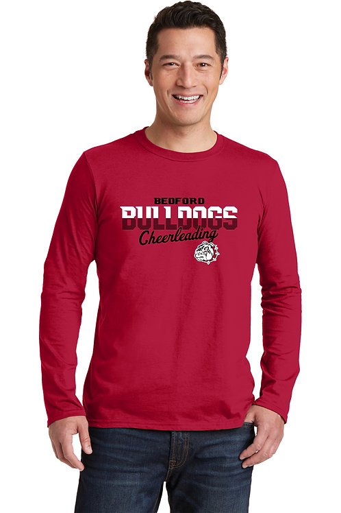 Bedford Cheer Softstyle Long Sleeve T-Shirt