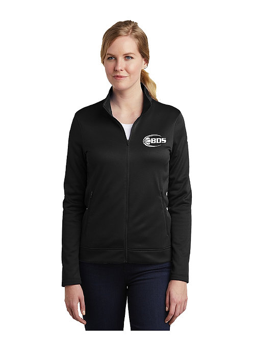BDS Nike Ladies Therma-FIT Full-Zip Fleece