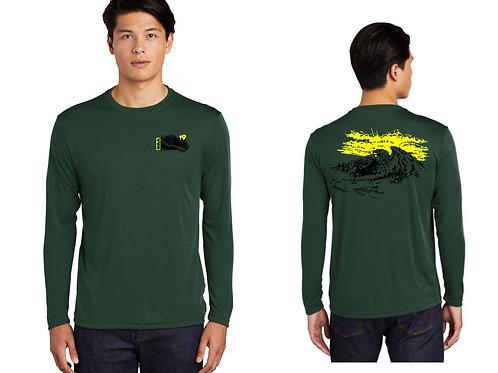 BSA Troop 19 Adult Long Sleeve Performance Shirt