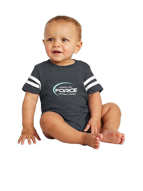 PAL Force Infant Football Jersey Onesie