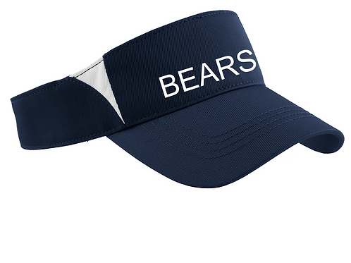 Hudson Litchfield Bears Visor