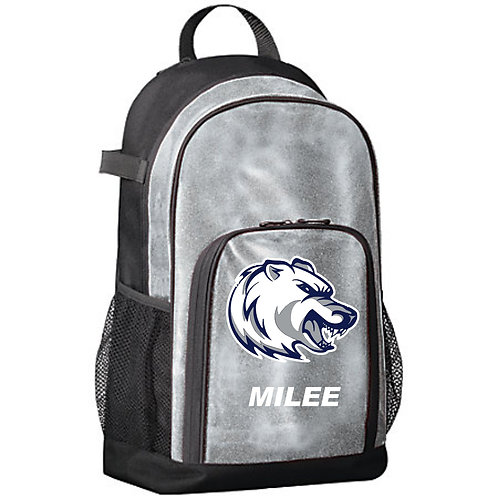 Hudson-Litchfield Bears Glitter Backpack