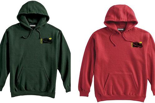 BSA Troop 19 Hooded Sweatshirts