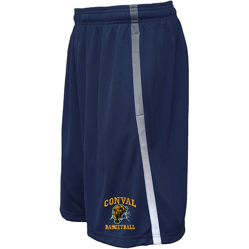 Conval High School Shorts