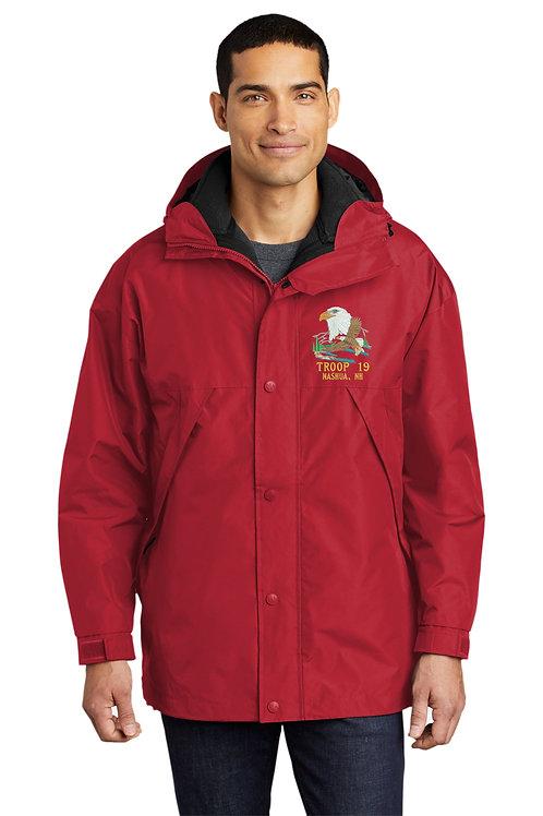 BSA Troop 19  3 in 1 jacket