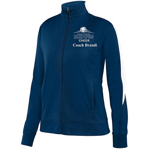 Hudson Litchfield Bears Coach Warm Up jacket