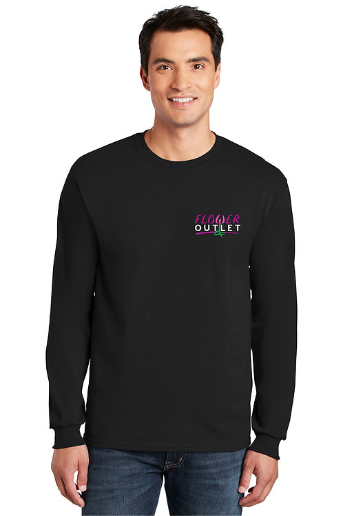 Flower Outlet Long Sleeve T