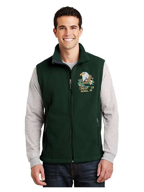 Boy Scouts Troop 19 Vest