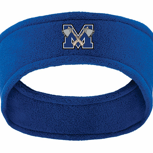 Merrimack Cheer Headband