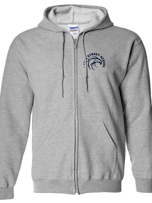 Ledge Street Full-Zip Sweatshirt