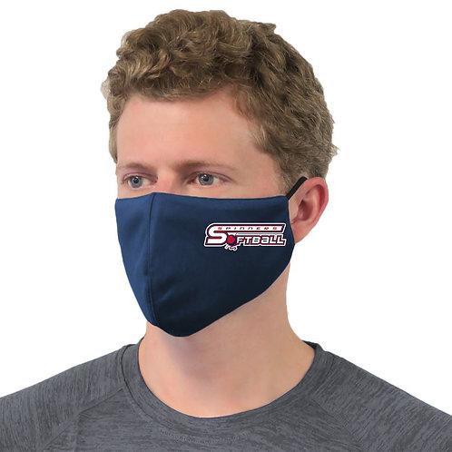 Spinners Softball Mask