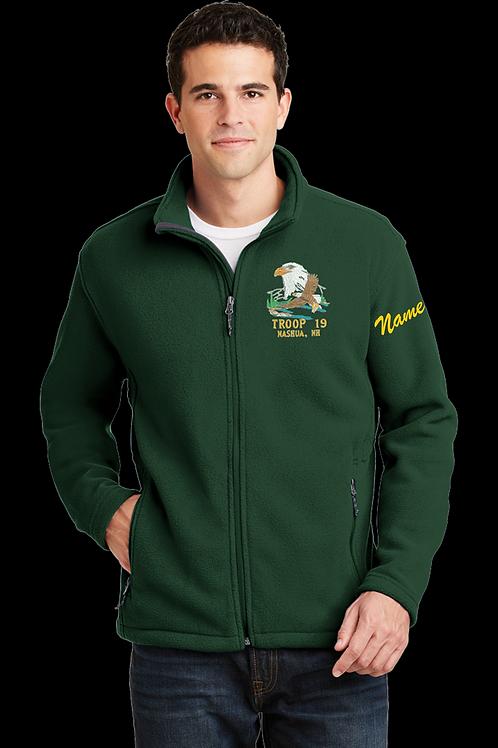 Boy Scouts Troop 19 Fleece Jacket