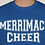 Thumbnail: Merrimack Cheer Parent T-Shirt