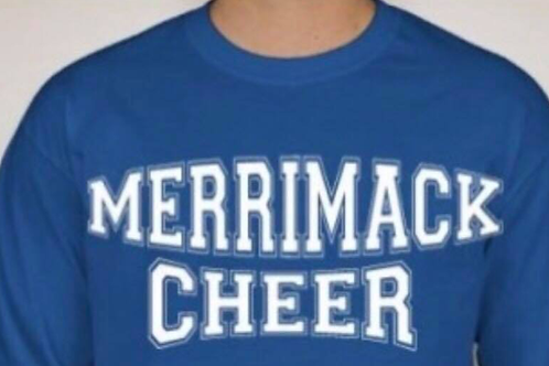 Merrimack Cheer Parent T-Shirt