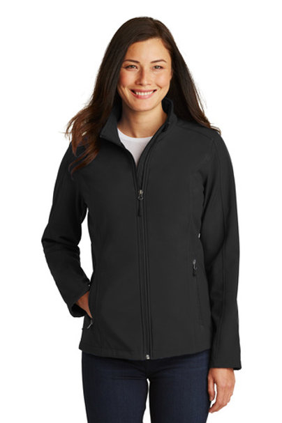 GLTS GEAR Ladies Core Soft Shell Jacket