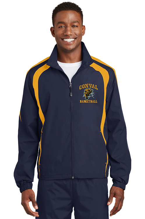 Conval High School Warm Up Jacket