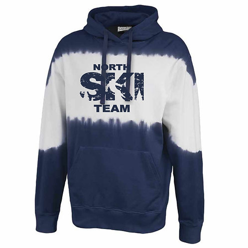 Nashua North Ski Team Skyline Hoodie