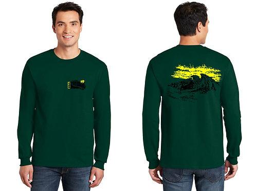 BSA Troop 19 Adult Long Sleeve Cotton Shirt