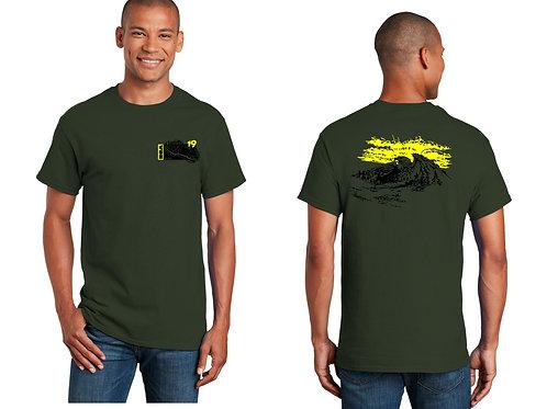 BSA Troop 19 Adult Short Sleeve Cotton Shirt