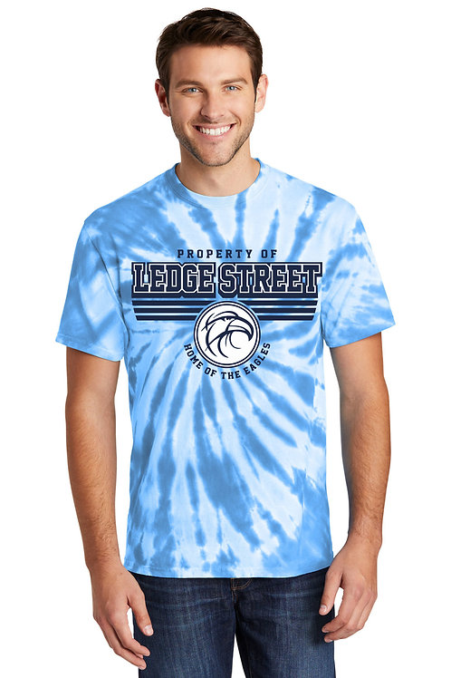 Ledge Street Tie Dye T-Shirt